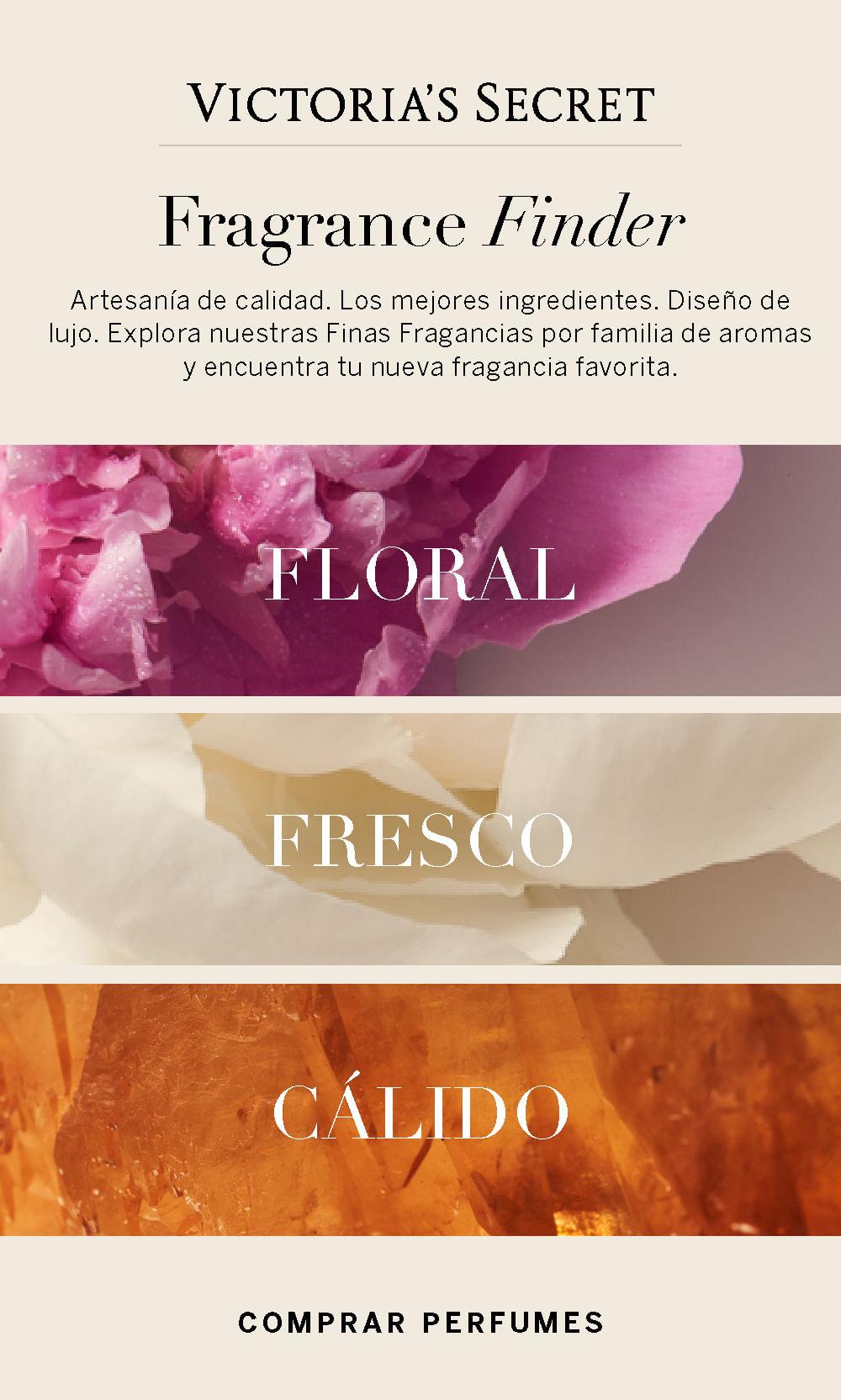 Encuentra tu fragancia | Victoria Secret Chile