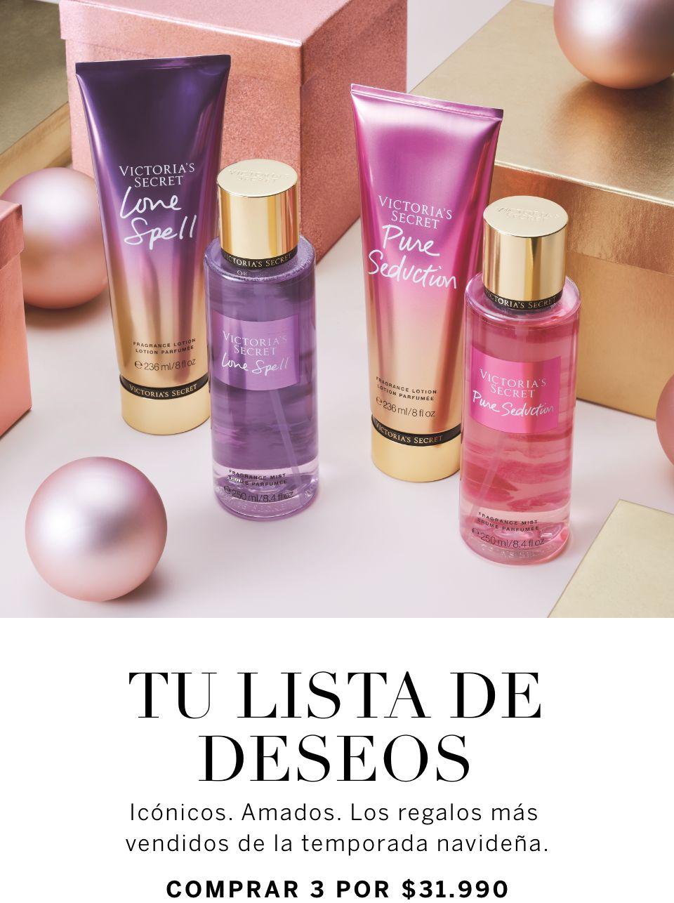 LISTA DE DESEOS | Victoria Secret Chile