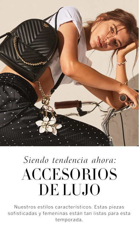 Accesorios de Lujo | Victoria Secret Chile